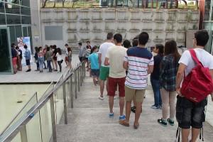Los alumnos de UNEATLANTICO se examinan de inglés